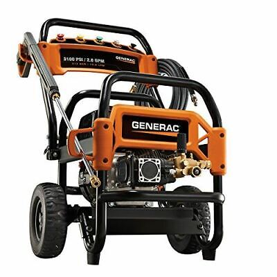 Generac 6590 3100 Psi 2.8 Gpm Gas Powered Commercial Pressure Washer Discont