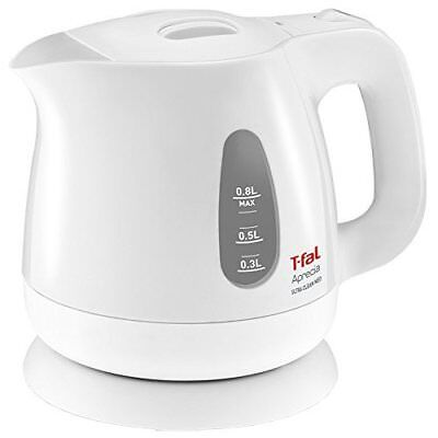 New T-FAL electric kettle apresia plus Pearl White 0.8L KO3901JP Japan for sale  Shipping to United States