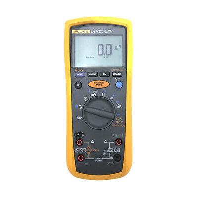 Fluke 1587 T True-rms Telecom Megohmmeterinsulation Resistance Tester