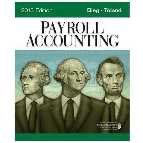 Payroll accounting books ebay fandeluxe Images