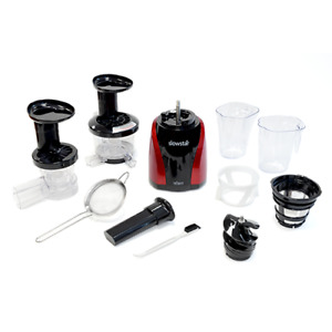 SLOWSTAR COLD PRESS JUICER-STILL AVAILABLE IF YOU SEE THIS POST