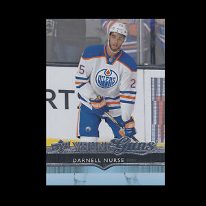 EDMONTON OILERS YOUNG GUNS CARDS - VARIOUS YEARS
