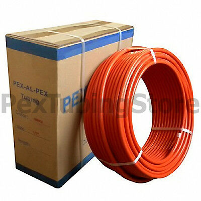 12 X 1000ft Pex-al-pex Tubing For Radiant Heating