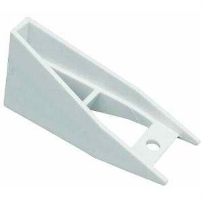 Genova RW112 Gutter Bracket Spacer For use with RainGo and Repla K systems, Whit