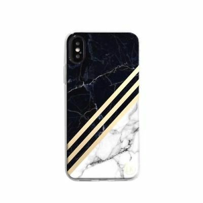Everkin Protective HardShell Case Apple iPhone Xr case - Marble Design
