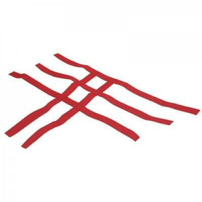 Tusk Comp Series Nerf Bars Replacement Webbing Red 19-2221