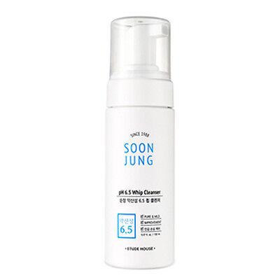 [Etude House] Soon Jung pH 6.5 Whip Cleanser 150ml