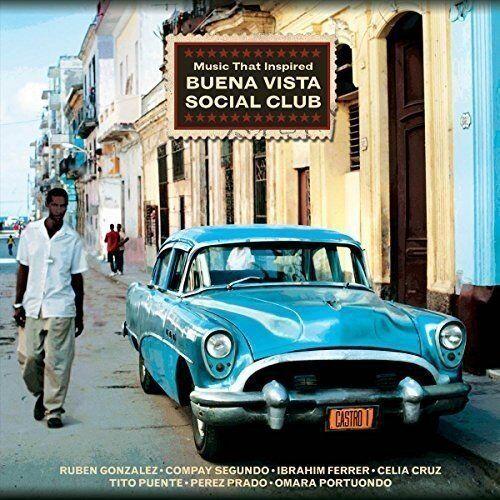 Music That Inspired Buena Vista Social Club [2LP 180g Vinyl] Record Cuban music
