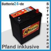 Daihatsu Cuore Batterie