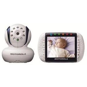 motorola baby monitor ebay. Black Bedroom Furniture Sets. Home Design Ideas