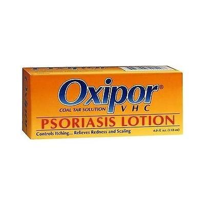Oxipor Vhc Psoriasis Lotion   4 Oz   Helps To Stop Psoriasis