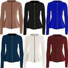 Peplum Coats & Jackets for Women
