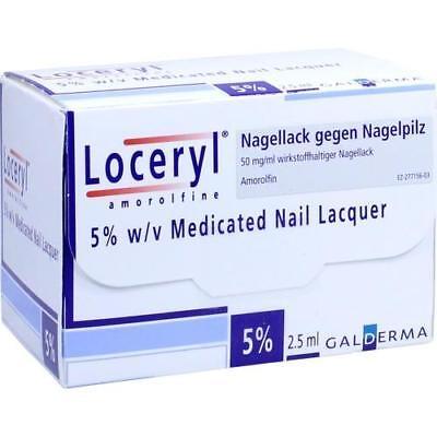 LOCERYL Nagellack gegen Nagelpilz 2,5 ml EURIMPHARM ARZNEIMITTEL GMBH