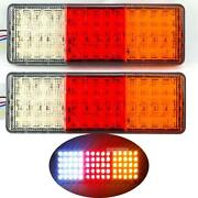12 Volt LED Trailer Lights