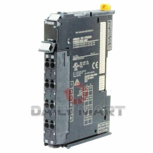New In Box OMRON NX-PF0630 PLC Power Supply Module