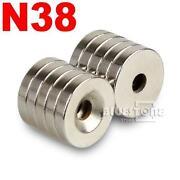 Neodymium Magnets 15mm