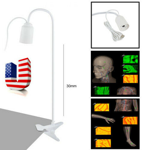 FDA Adult Children USB Vein Viewer Display Lights Imaging IV Medical Vein Finder