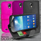 Leather Mobile Phone Cases, Covers & Skins for Samsung Galaxy S4 Active