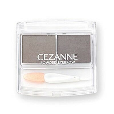 From JAPAN CEZANNE Powder Eyebrow R Charcoal gray /free shipping!!