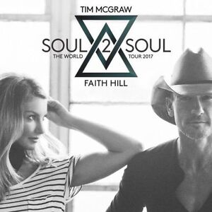 Tim McGraw & Faith Hill - Floor Seats