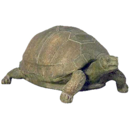 "Turtle Statue Sculpture 27"""