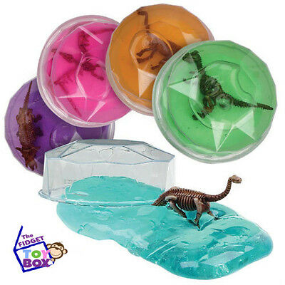Dinosaur sensory occupational therapy putty hand finger stress relief tactile