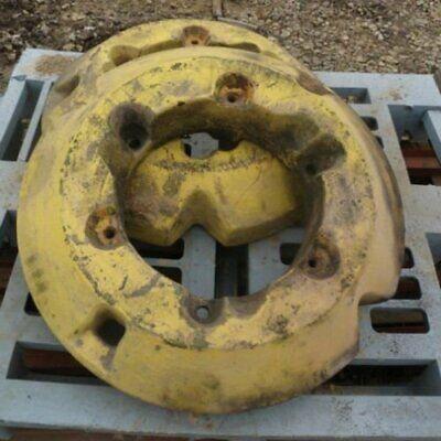 Used Rear Wheel Weight John Deere 4450 4630 4440 4640 4250 4650 4040 4050 4240