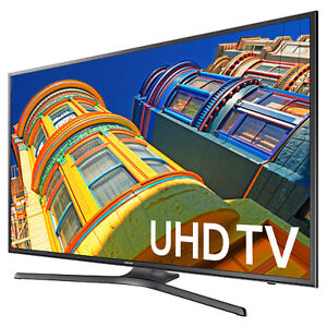 "Samsung KU6290 Series 55"" 4K UHD Smart TV- BACK TO SCHOOL SALE!"