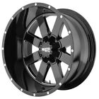 Nitto Modern Car & Truck Wheel & Tire Packages 37 Overall Diameter