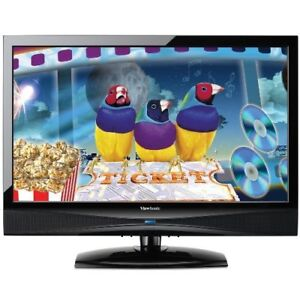 TV / Moniteur ViewSonic VT2430 24-Inch 1080p LCD HDTV