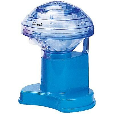 Electric Ice Shaverpower Motor Uses Any Regular Ice Cubes To Shaver
