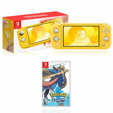 Nintendo Switch Lite + Pokemon (Sword or Shield)