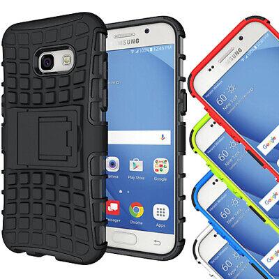 Handy Tasche für Samsung Galaxy Case Panzer Hülle Cover Schutzhülle Etui Bumper
