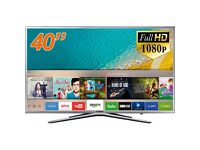 "SAMSUNG SMART 40"" hd led 1080p BRAND NEW BOXED WITH DELIVERY"