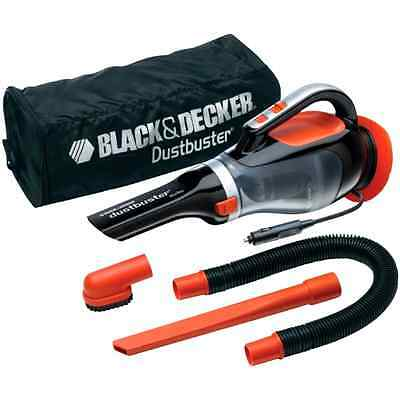 Black And Decker Hand Vacuum Portable Cleaner Auto Car Home 12V Buster
