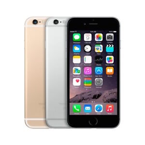 FACTORY UNLOCK APPLE IPHONE 6 PLUS 64GB - USED & MINT CONDITION