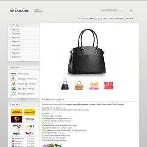 elegant ebay auktionsvorlage vorlage design shop vorlage html template ebay. Black Bedroom Furniture Sets. Home Design Ideas