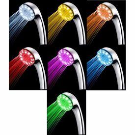 LED Shower Head- Brand New - Kilmarnock Area