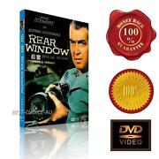 Rear Window DVD