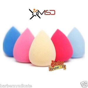 MSD Makeup Beauty Foundation Sponge Blender Blending Puff Flawless Powder Smooth