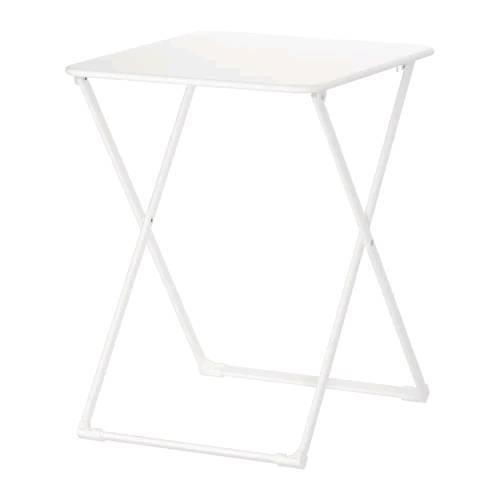 HÄRÖ Ikea foldable metal outdoors table