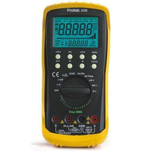 Digital Voltmeter Walmart : Beckman multimeters user manual free programs utilities