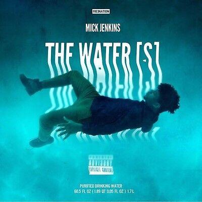 Mick Jenkins   Waters  New Vinyl