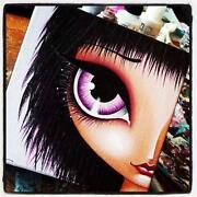 Big Eye Painting