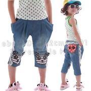 Girls Harem Jeans