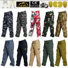 Camo Men Motorcycle Trousers