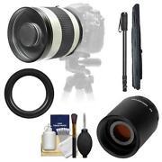 1600mm Lens