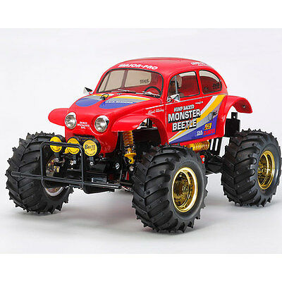 TAMIYA RC 58618 Monster Beetle 2015 off road 1:10 Assembly Kit