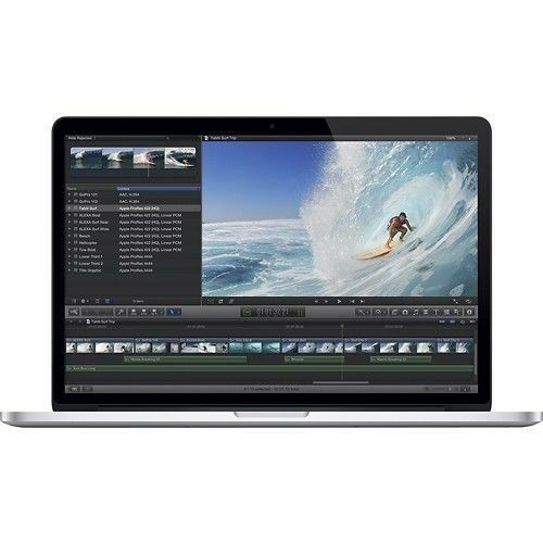 "New Apple Macbook Pro Z0rd-mgxc25 15.4"" I7 3.80ghz 16gb 1tb Os X10.10 Yosemite"
