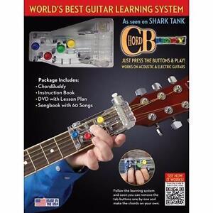 Chord buddy (aprendre la guitare)